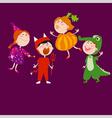 kids carnival vector image
