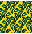 peacock seamless 1 380 vector image