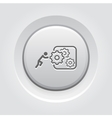 Integration of Innovation Icon vector image