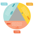 info graphic elements vector image