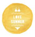 bikini and summer1 vector image