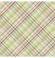 fabric texture seamless tartan pattern background vector image