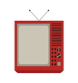 TV10 vector image