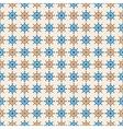 marine seamless pattern of hand wheels vector image