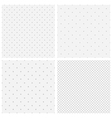 texture of blurred gray dots vector image
