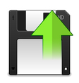 Floppy Disk vector image