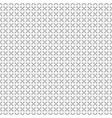 gray geometric seamless pattern vector image