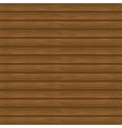 texture of brown wood vector image