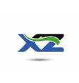 XZ logo vector image