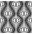 Design seamless monochrome dots pattern vector image