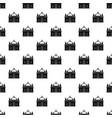 royal castle pattern vector image