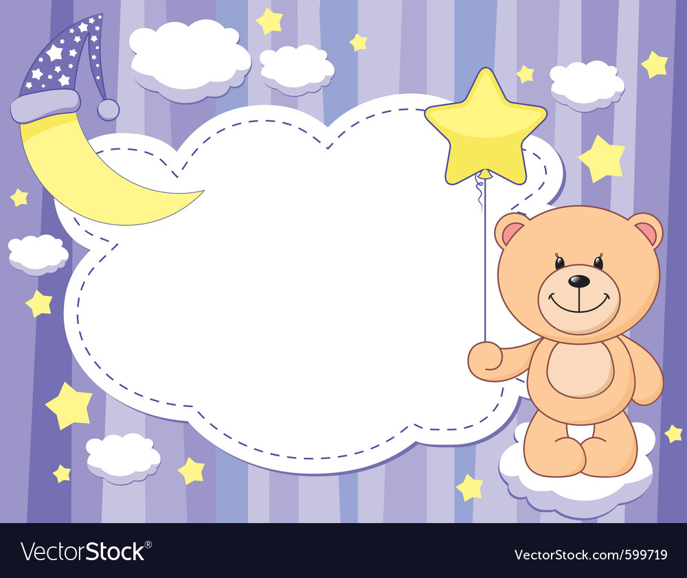 Child background vector
