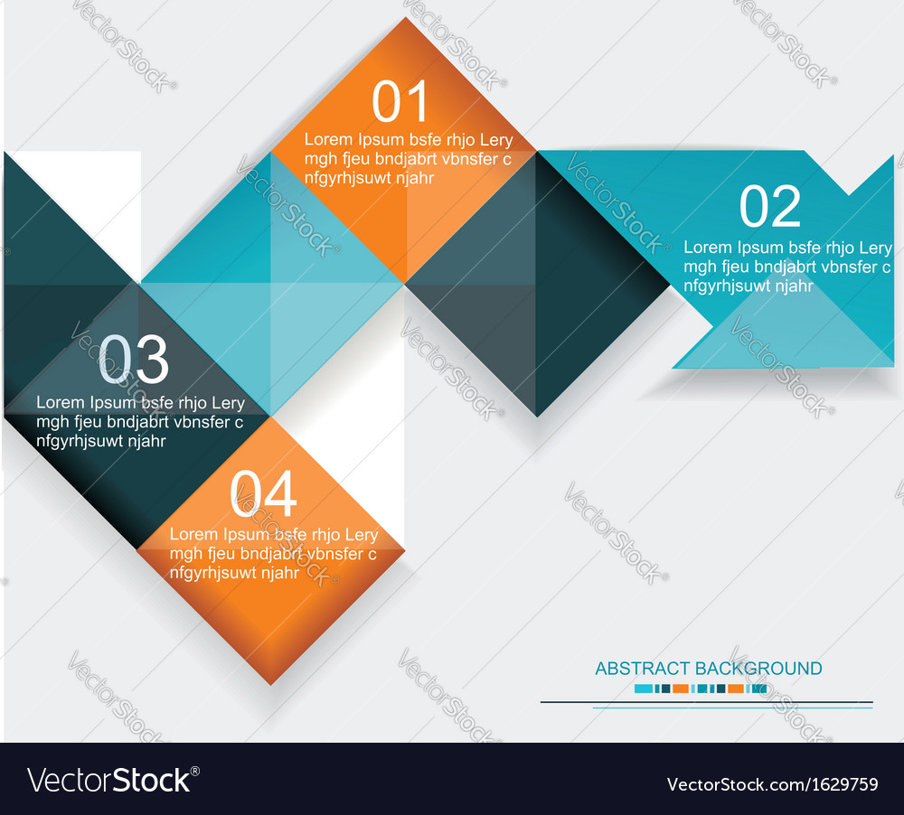 Modern design can be used for book cover graphics vector