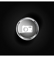Photo camera web icon vector image vector image