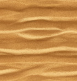 Sand seamless background vector image