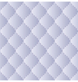 quilted fabric vector image