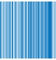 Blue abstract line background vector image