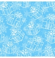 Winter holidays gifts vector image