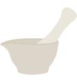Kitchen pounder vector image