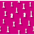 chess seamless pattern vector image