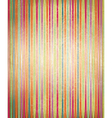 colorful striped pattern vector image