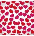 cartoon heart love image vector image