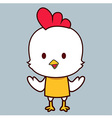 LittleChicken vector image