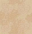 seamless texture of old wallpaper vector image