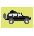 off road vector image