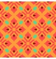 Oriental pattern with Indian Thai ethnic motifs vector image