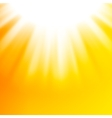 abstract background with sun vector image