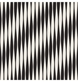 Seamless Black and White Vertical Wavy vector image