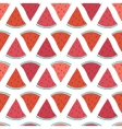 tasty watermelon slices seamless pattern vector image