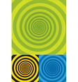 spiral background texture vector image