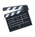 movie crackermaking movie single icon in cartoon vector image
