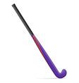 Field hockey 01 vector image