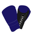 Boxiing gloves vector image