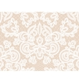Seamless blue lace vector image