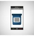 medical service digital technology vector image