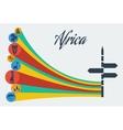 african safari vector image