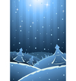 card new year space vector image vector image