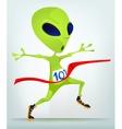 Cartoon Character Athletes vector image vector image