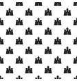 ancient castle palace pattern vector image