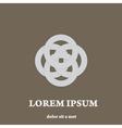 Luxury symbol Stylish sign Creative icon vector image