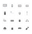Icon ComputerDevice vector image