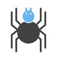 Spiderweb vector image