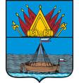 Tyumen Oblast vector image