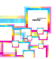 Abstract frames Background vector image vector image