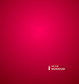 Abstract Pink - Red Background vector image vector image