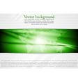 Modern tech business design vector image vector image
